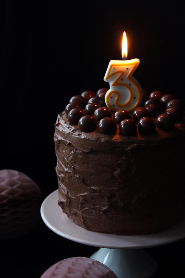 Happy Birthday, The Chocolate Box!